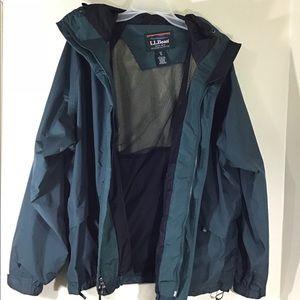 LL Bean Gore-Tex Collab Raincoat Rare